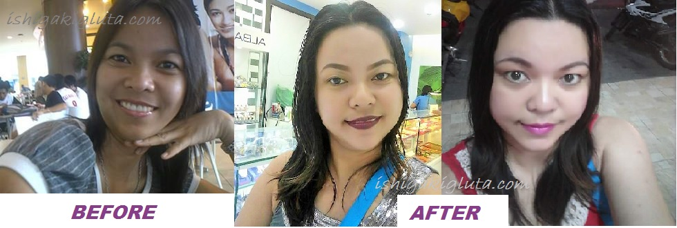 ishigaki glutathione before and after